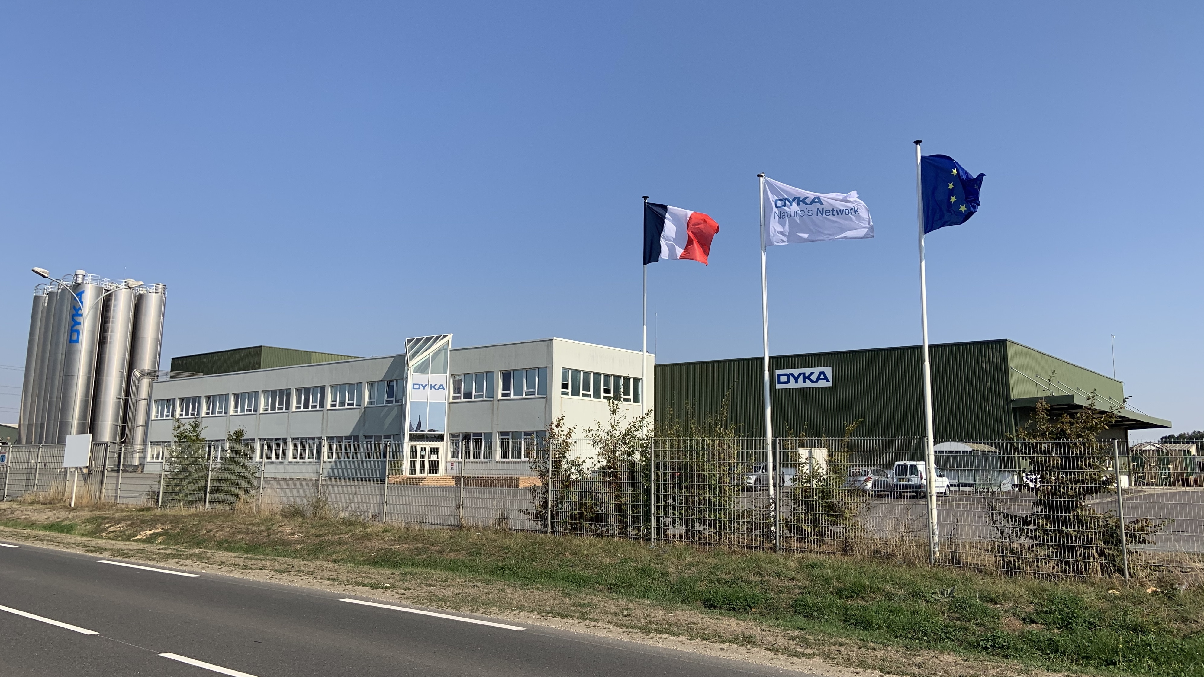DYKA France Bourge